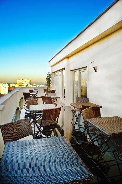 Отель Dah Dom Afonso Henriques Португалия Лиссабон