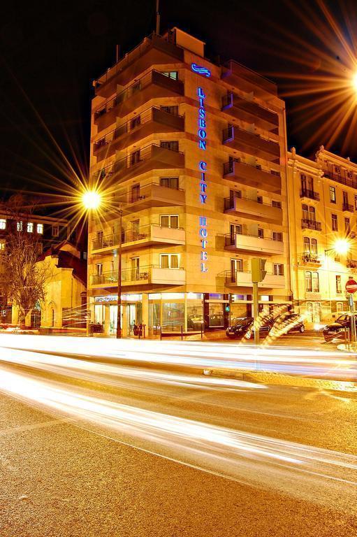 Отель Lisbon City Лиссабон