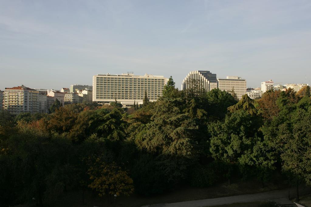 Отель Lisboa Central Park Лиссабон