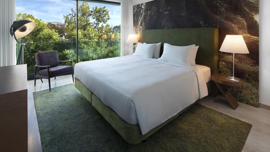 Отель DoubleTree by Hilton Lisbon Fontana Park Португалия Лиссабон
