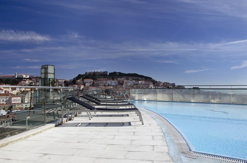 Отель Vip Executive Eden Aparthotel Португалия Лиссабон