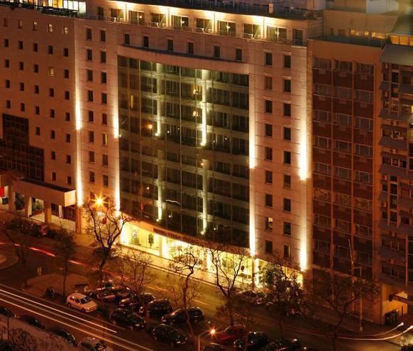 Отель Villa Rica Лиссабон