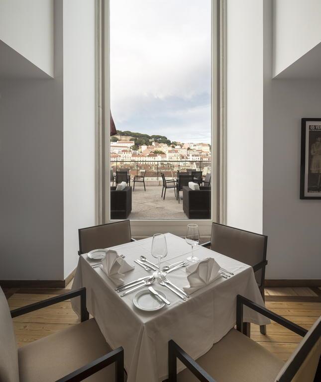 Фото Hotel do Chiado Лиссабон