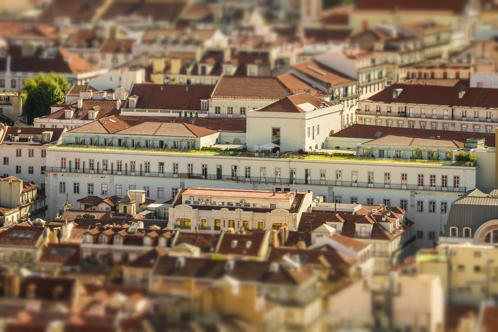 Отель Hotel do Chiado Португалия Лиссабон