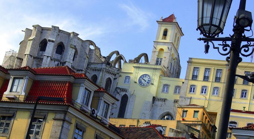 Фото Hotel do Chiado Португалия Лиссабон
