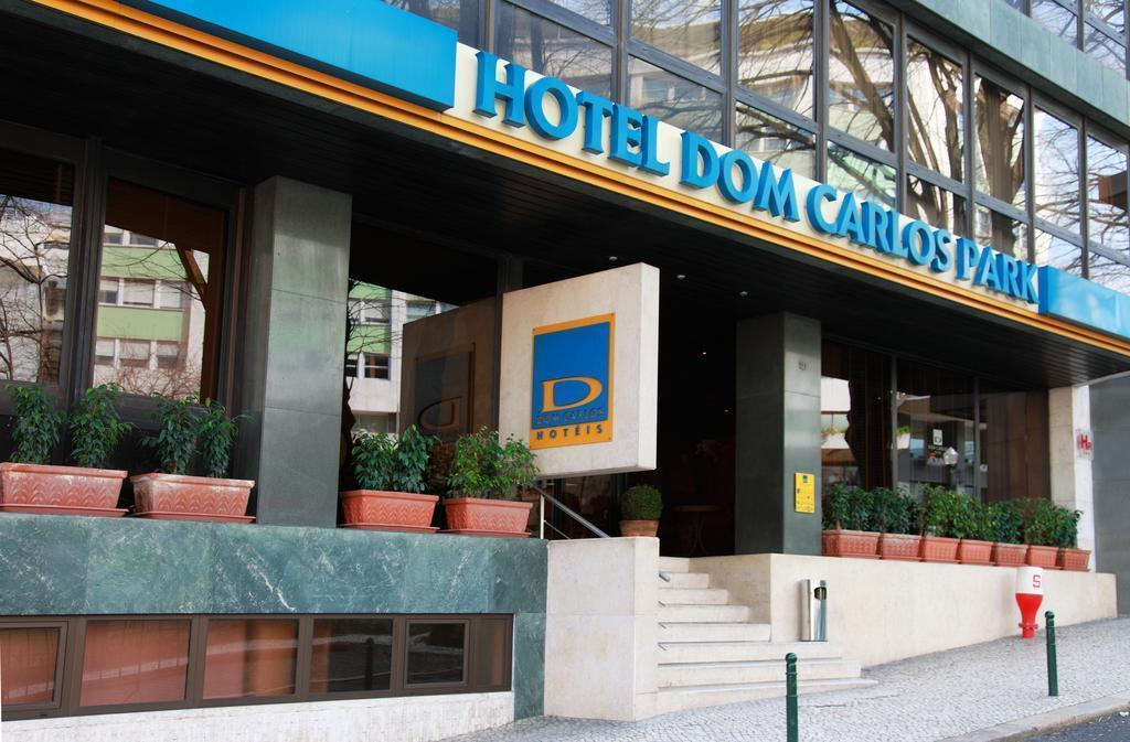 Отель Dom Carlos Park Португалия Лиссабон