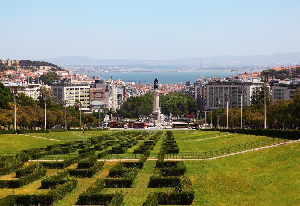 Фото Dom Carlos Park Португалия Лиссабон