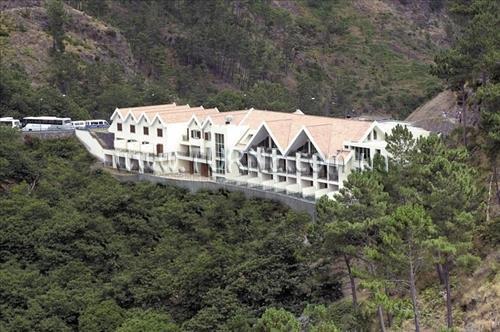 Отель Estalagem Eira do Serrado Португалия Мадейра
