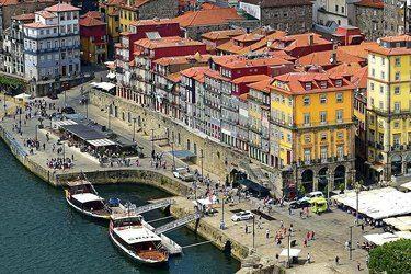 Pestana Vintage Porto Hotel & World Heritage Site 4*, Португалия, Порту