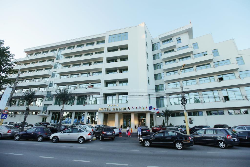 Отель Malibu Мамая