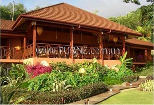 Villa Rousseau Маэ