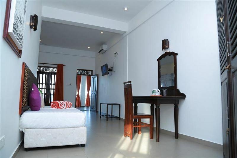 Отель Sanmark Luxury Hotel Ahangama Ахангама