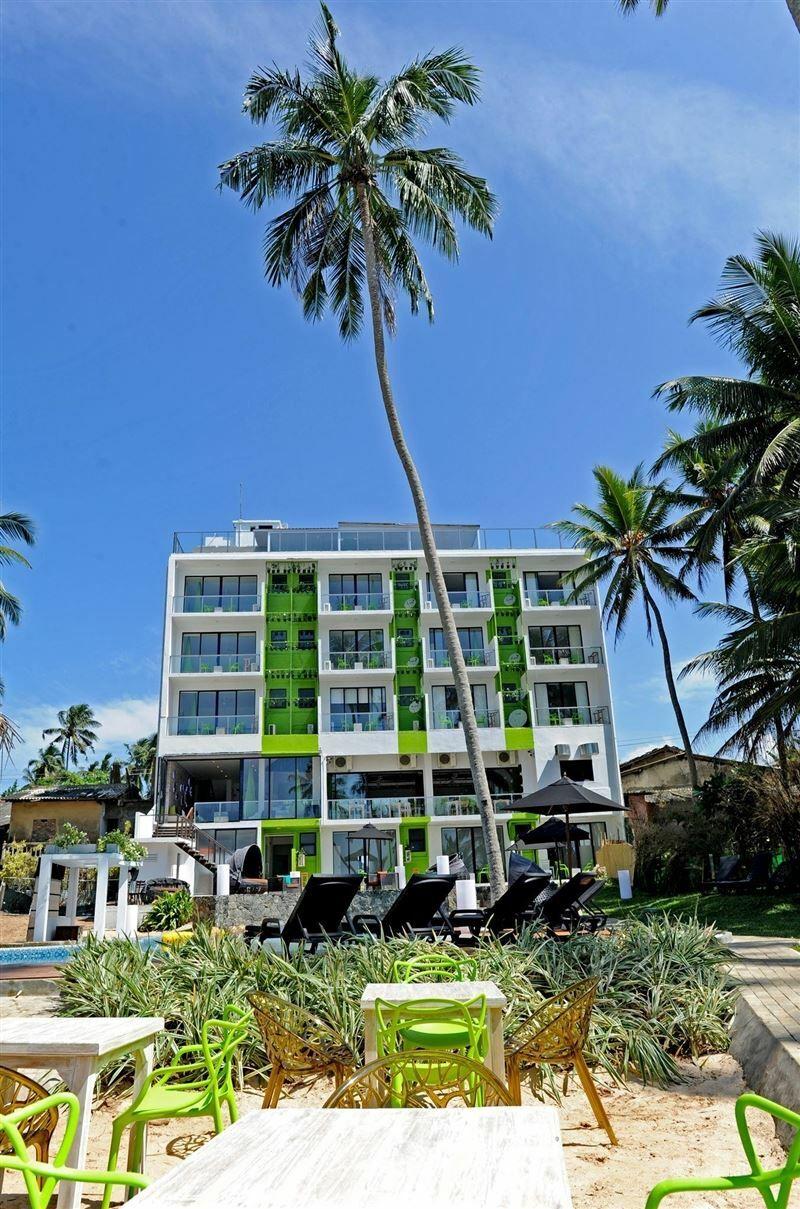 Hotel J Ambalangoda Шри-Ланка Амбалангода