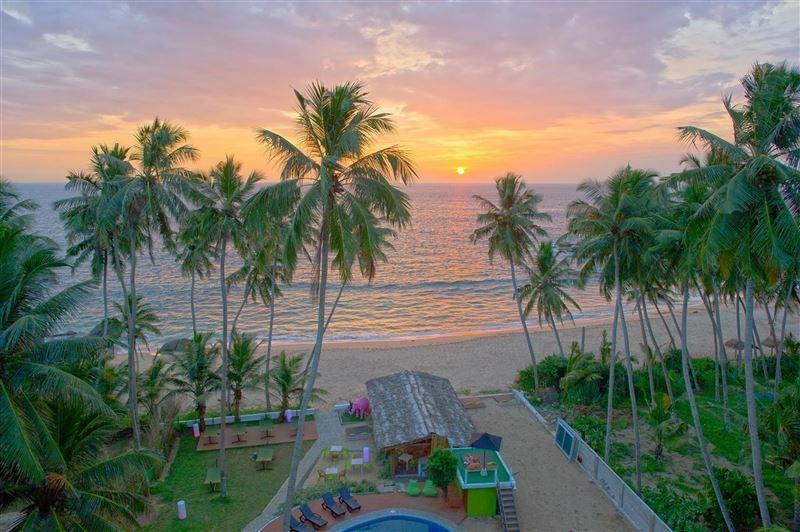 Отель Hotel J Ambalangoda Амбалангода