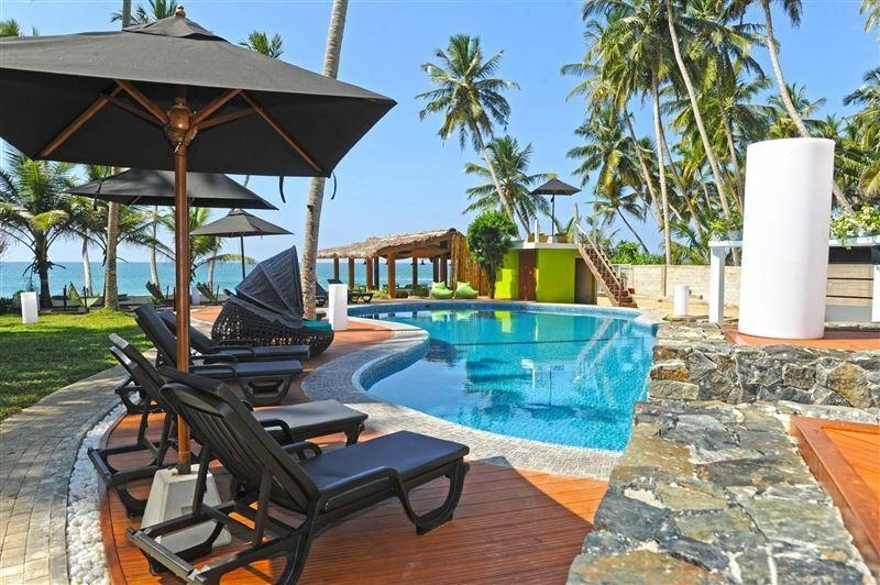 Отель Hotel J Ambalangoda Шри-Ланка Амбалангода
