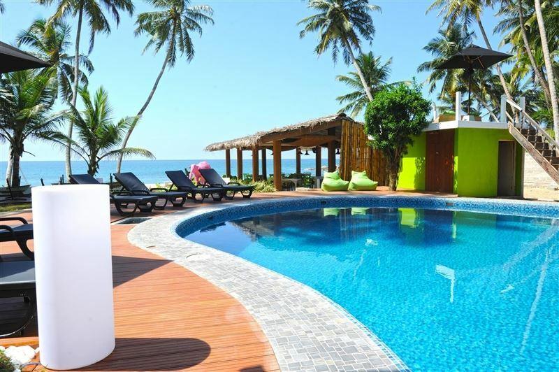 Фото Hotel J Ambalangoda Амбалангода