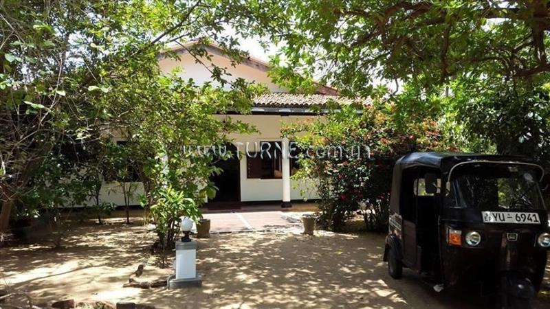 Отель The Danish Villa Шри-Ланка Аругам-Бей