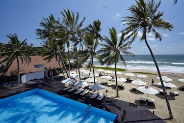 EKHO Surf (ex. The Surf Bentota) 4*, Шри-Ланка, Бентота