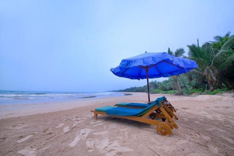 Отель Rock Side Beach Resort Шри-Ланка Индурува