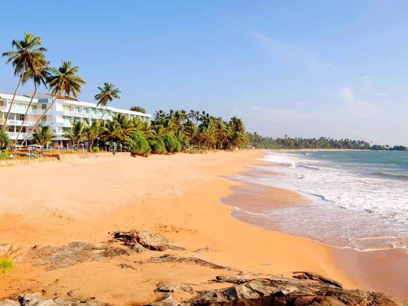 Отель Induruwa Beach Resort Индурува