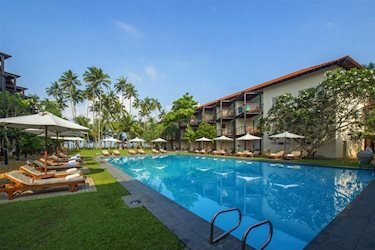Mermaid Hotel & Club Kalutara 3*, Шри-Ланка, Калутара