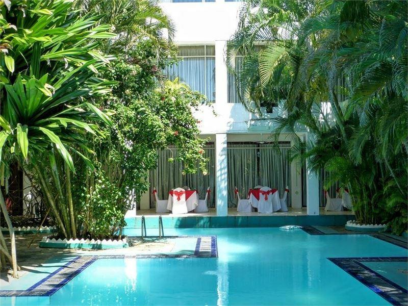 Отели для романтики и медового месяца на Шри-Ланке
