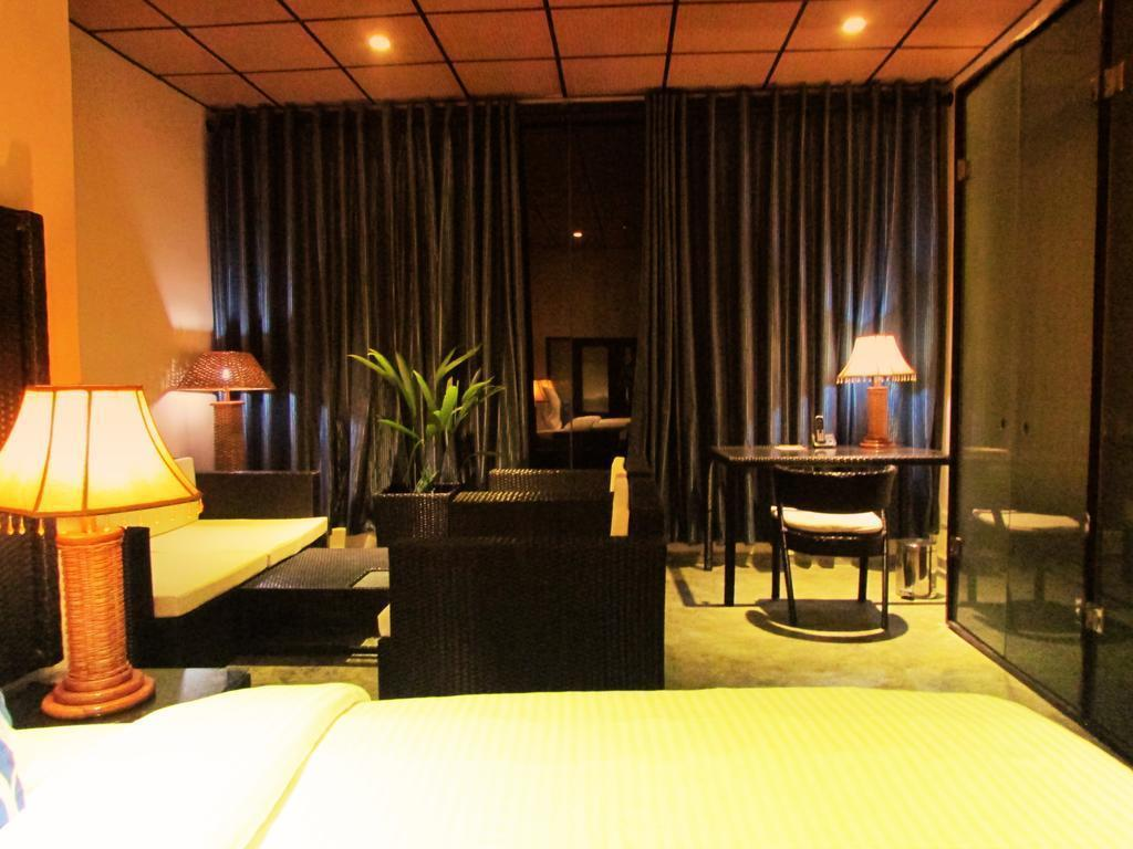 Отель Lavanga Resort & Spa Шри-Ланка Хиккадува