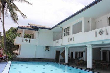 Nippon Villa Beach Resort 3*, Шрі-Ланка, Хіккадува