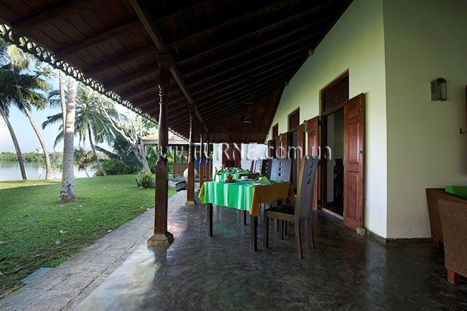 Отель Villa Modarawattha Шри-Ланка Когалла