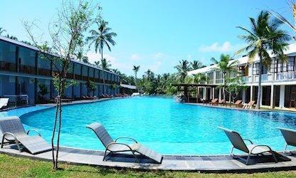 Carolina Beach 3*, Шрі-Ланка, Маравіла