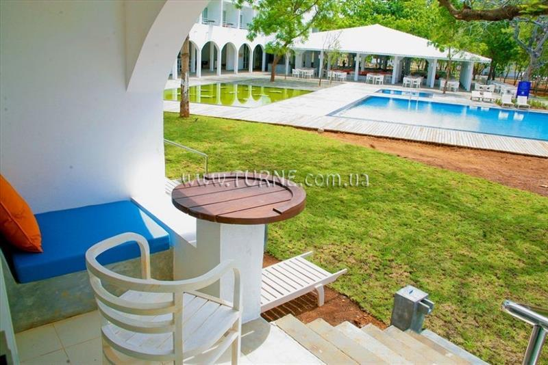 Отель Trinco Blu by Cinnamon (ex. Chaaya Blu) Шри-Ланка Тринкомали