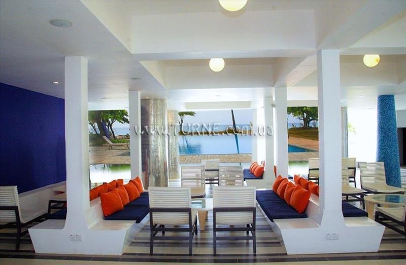 Отель Trinco Blu by Cinnamon (ex. Chaaya Blu) Тринкомали