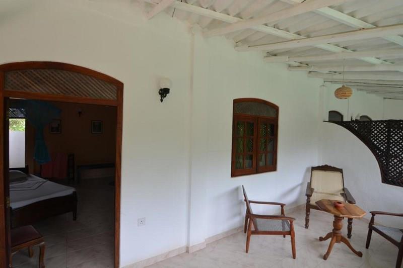Отель Sea View Unawatuna Шри-Ланка Унаватуна