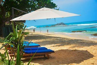 Sayura Beach Hotel 4*, Шри-Ланка, Унаватуна