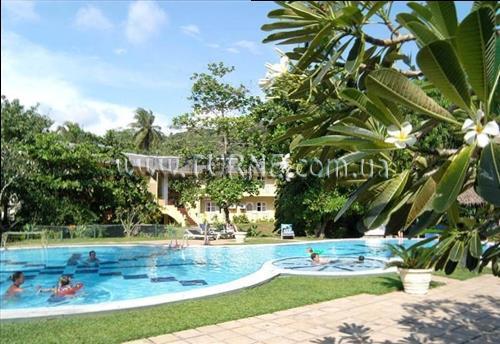 Unawatuna Beach Resort Шри-Ланка Унаватуна