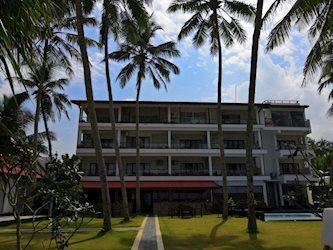 Blue Beach Villa 3*, Шри-Ланка, Ваддува