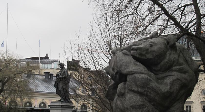 Отель Diplomat Stockholm Стокгольм