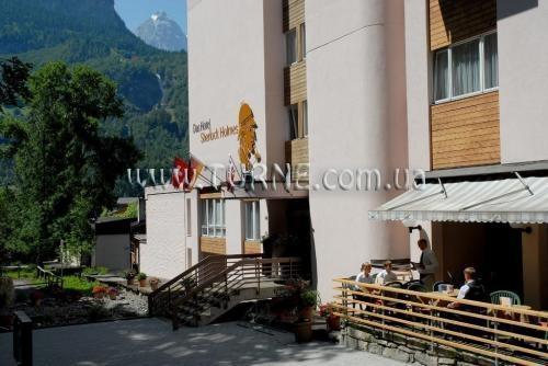 Фото Das Sherlock Holmes Hotel Швейцария Берн
