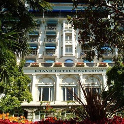 Отель Grand Hotel Excelsior Швейцария Монтре