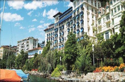 Grand Hotel Excelsior Швейцария Монтре