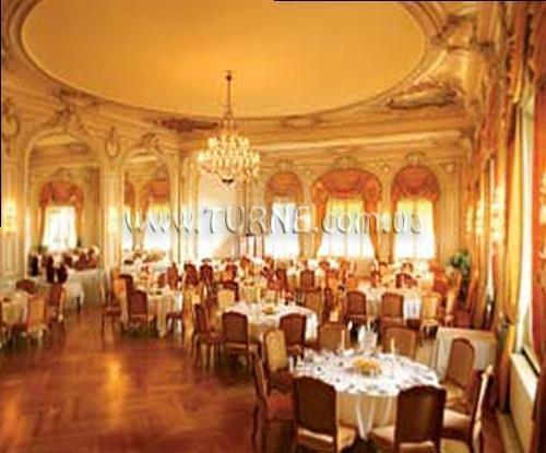Отель Grand Hotel Suisse Majestic Монтре