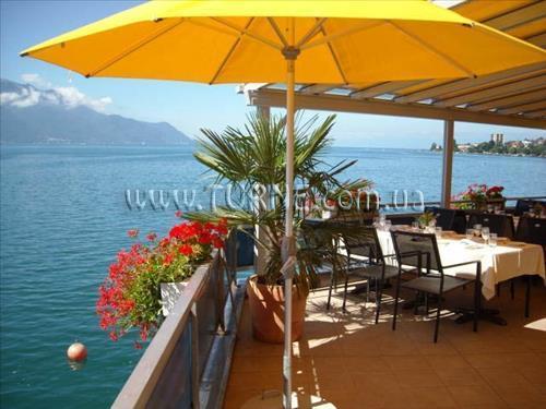 Отель Eurotel Riviera Швейцария Монтре