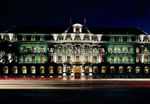 Swissotel Metropole Geneve Женева