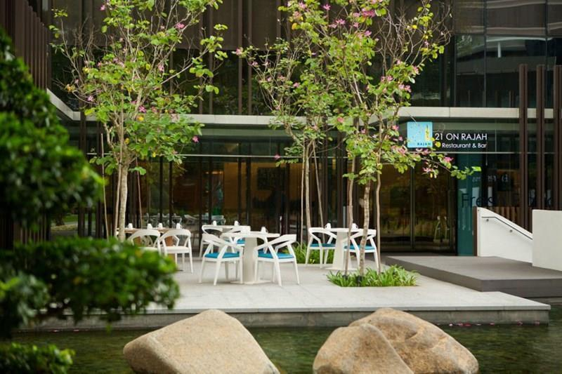 Отель Days Hotel Singapore at Zhongshan Park Сингапур