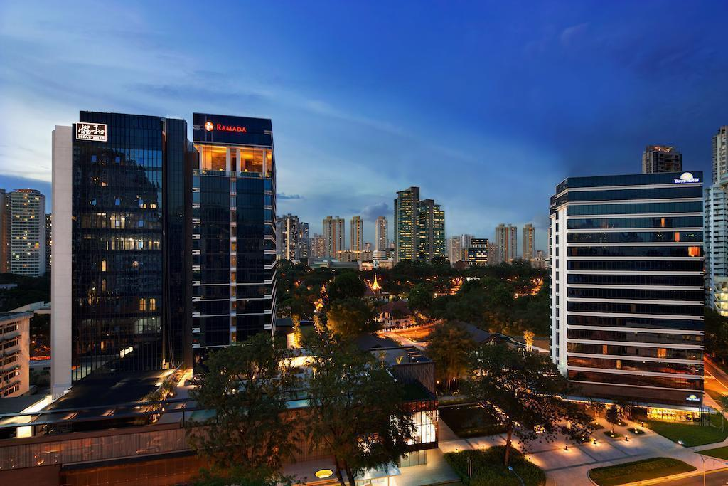 Days Hotel Singapore at Zhongshan Park Сингапур Сингапур