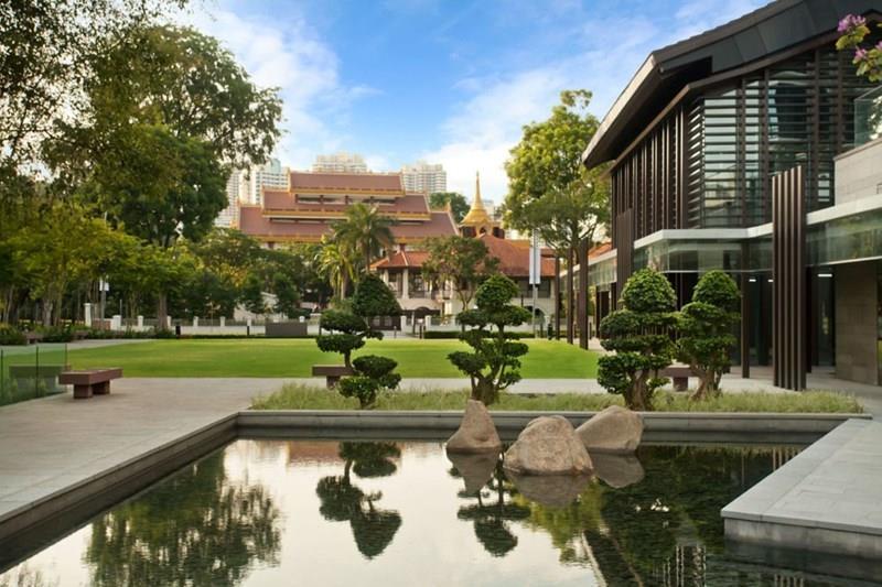 Отель Days Hotel Singapore at Zhongshan Park Сингапур Сингапур