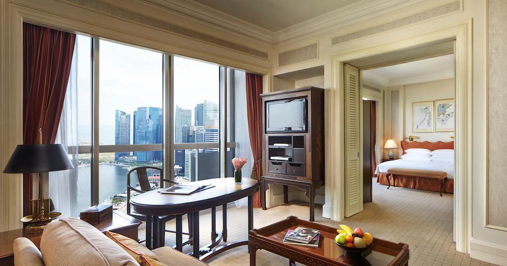 Swissotel The Stamford Сингапур