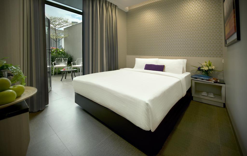 Отель V Hotel Bencoolen Сингапур
