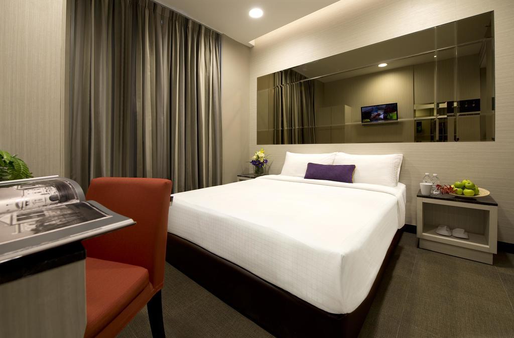 Отель V Hotel Bencoolen Сингапур Сингапур