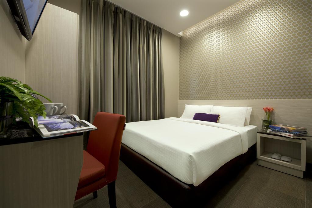 Фото V Hotel Bencoolen Сингапур Сингапур